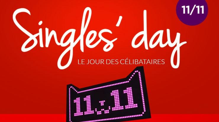 Singles day Alibaba 11.11