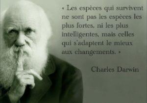 Citation Charles Darwin